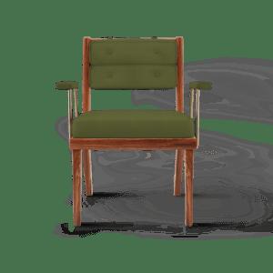 Wood Dining Chair- Robinson
