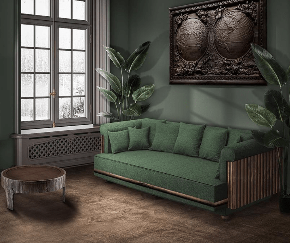 Wood Sofa Ideas