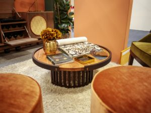 Wooden Furniture- Richard Center table