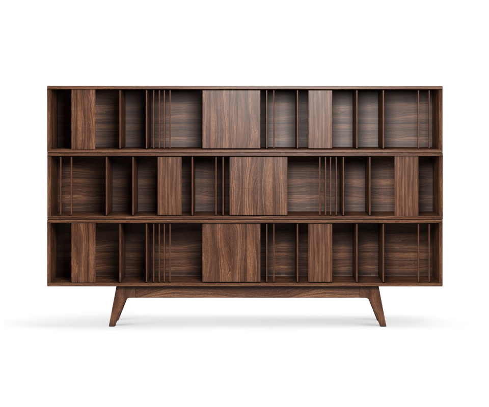 Wordsworth Bookcase