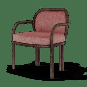 Alexa Hampton- Interior Design Projects- James Dining Chair