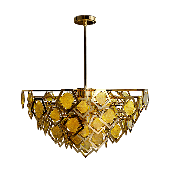 Apidae Suspension Lamp by Creativemary