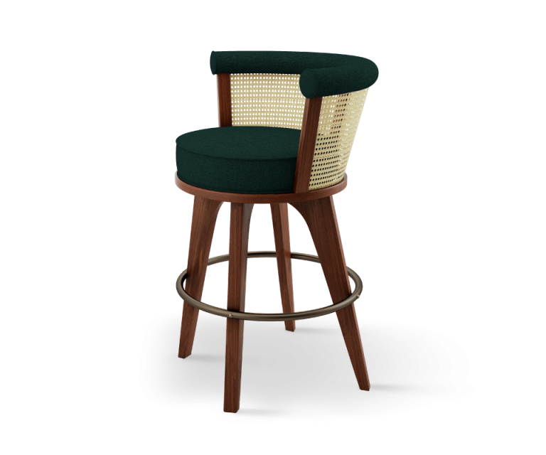 bar-chair-forest-green