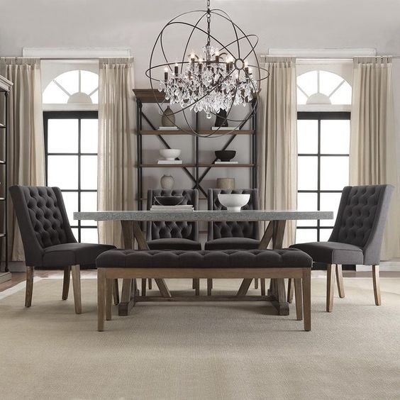 Bench Style- Dining Room