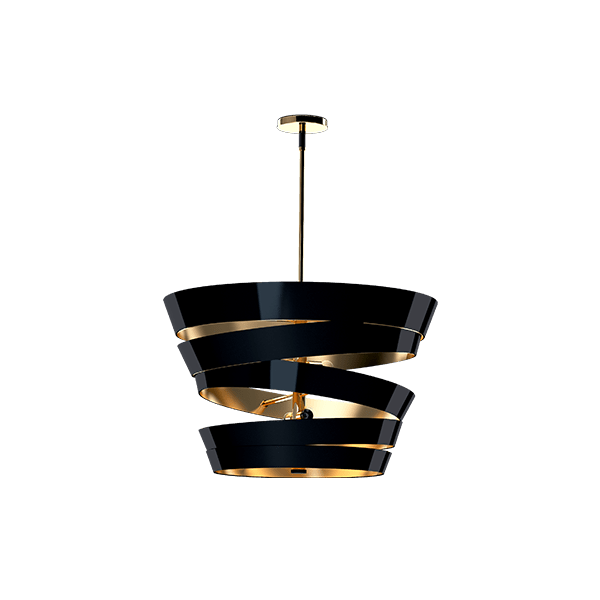 Bilbao Suspension Lamp by Creativemary