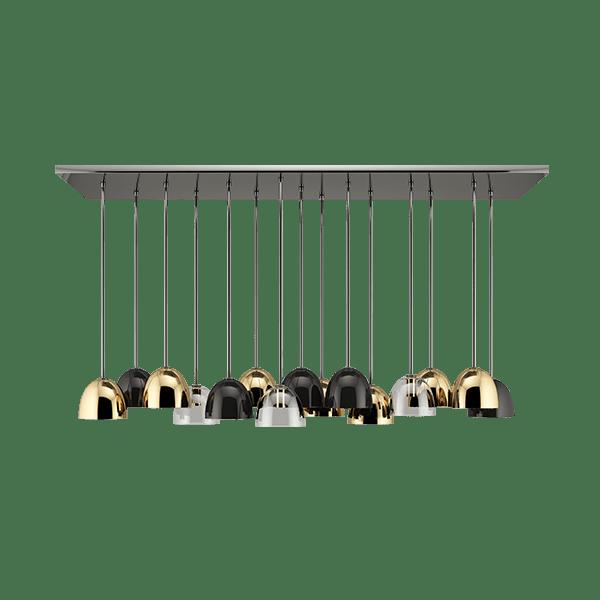 Bombarda Suspension lamp by Creativemary