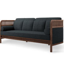 Wodden Furniture - Crockford Sofa