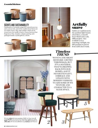 George Bar Chair at Essential Magazine