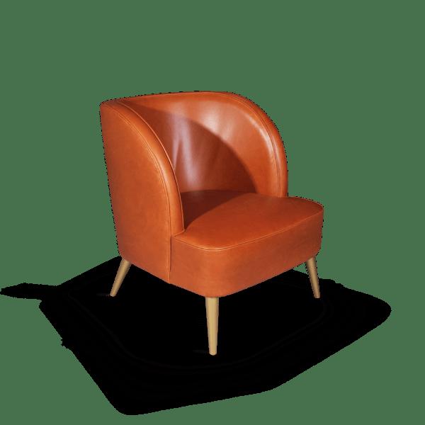 Godard Armchair by Ottiu