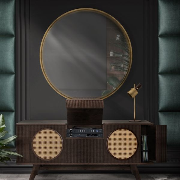 Harrison Wooden Sideboard