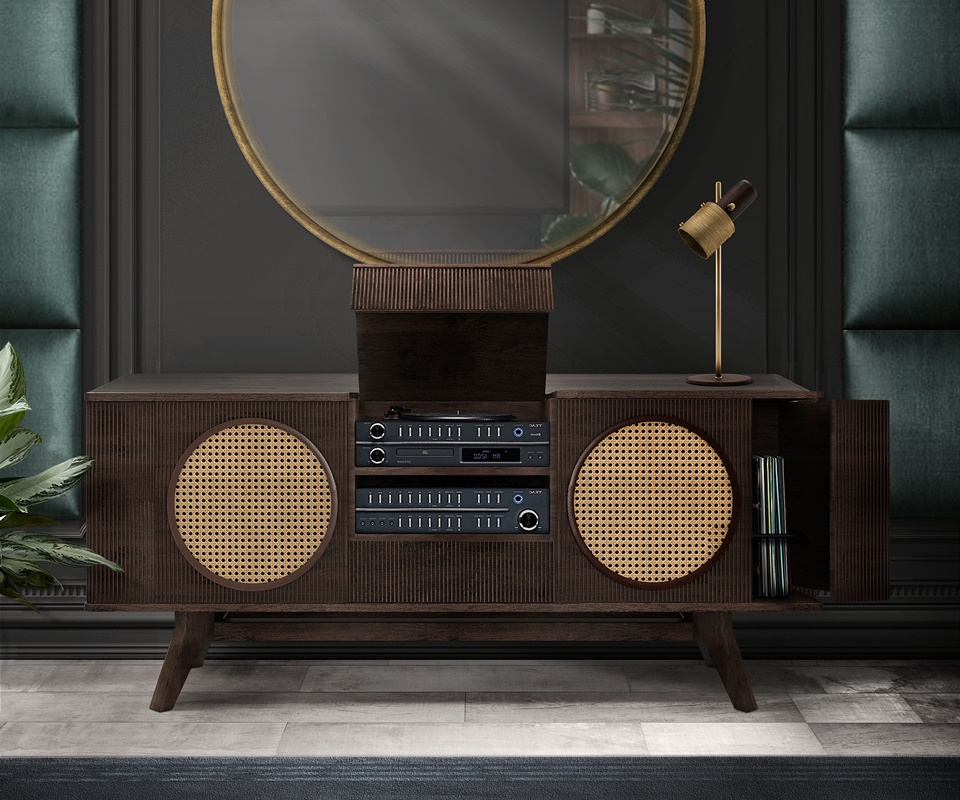 Harrison Walnut sideboard