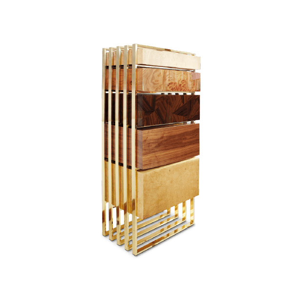 Hollow Chest of Drawers