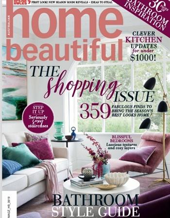 Home Beautiful June 2019