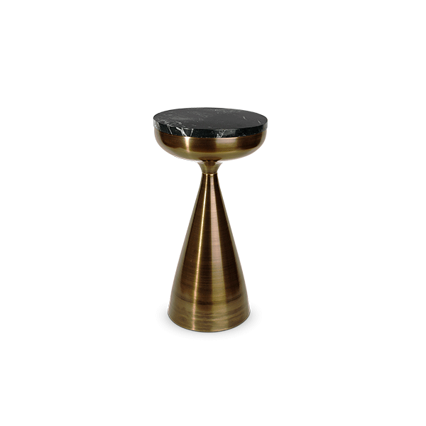 Lignum Side Table by Malabar
