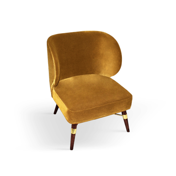 Louis Armchair by Ottiu