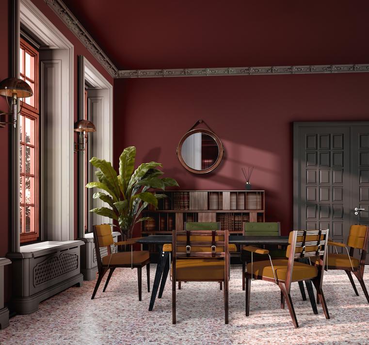 modern-mid-century-dining-room
