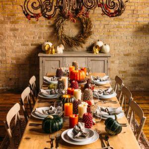 thanksgiving idea decor