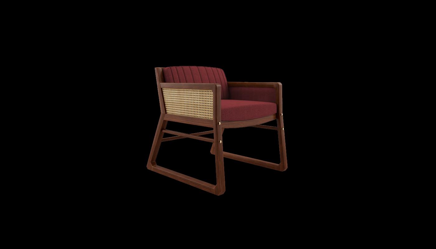 william armchair 8
