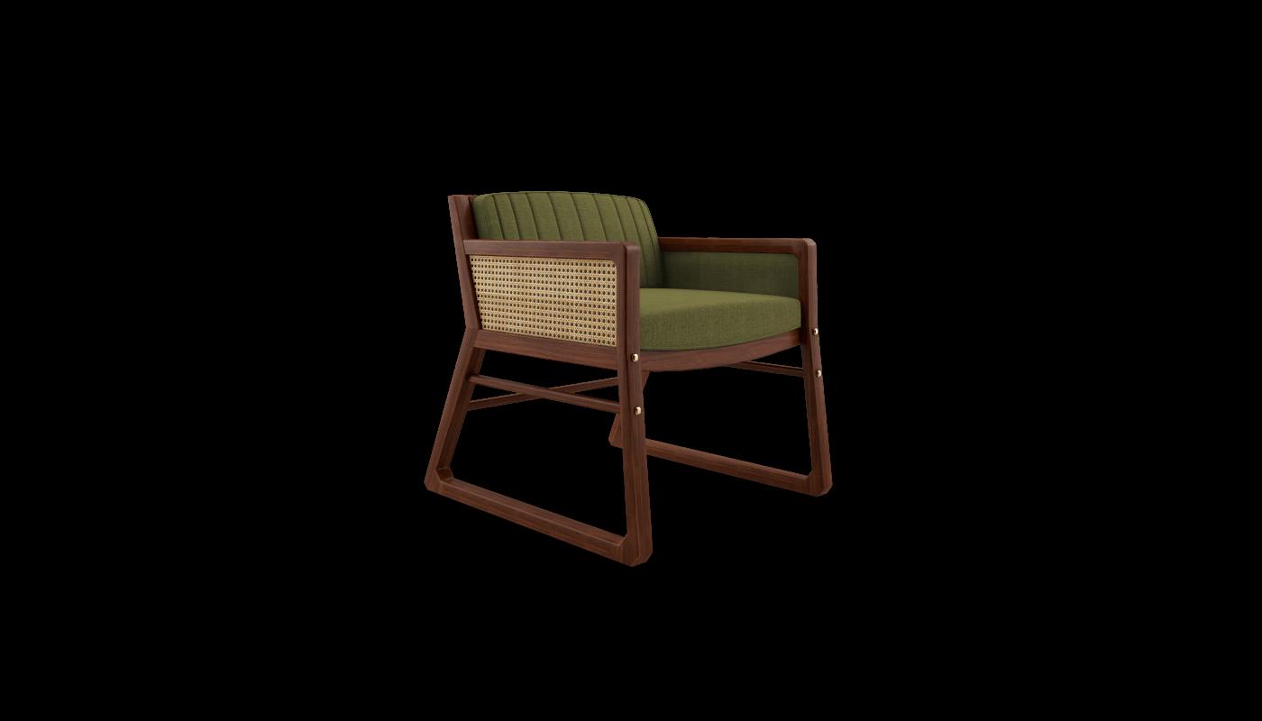 william armchair 9