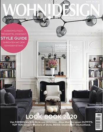 wohn!design magazine