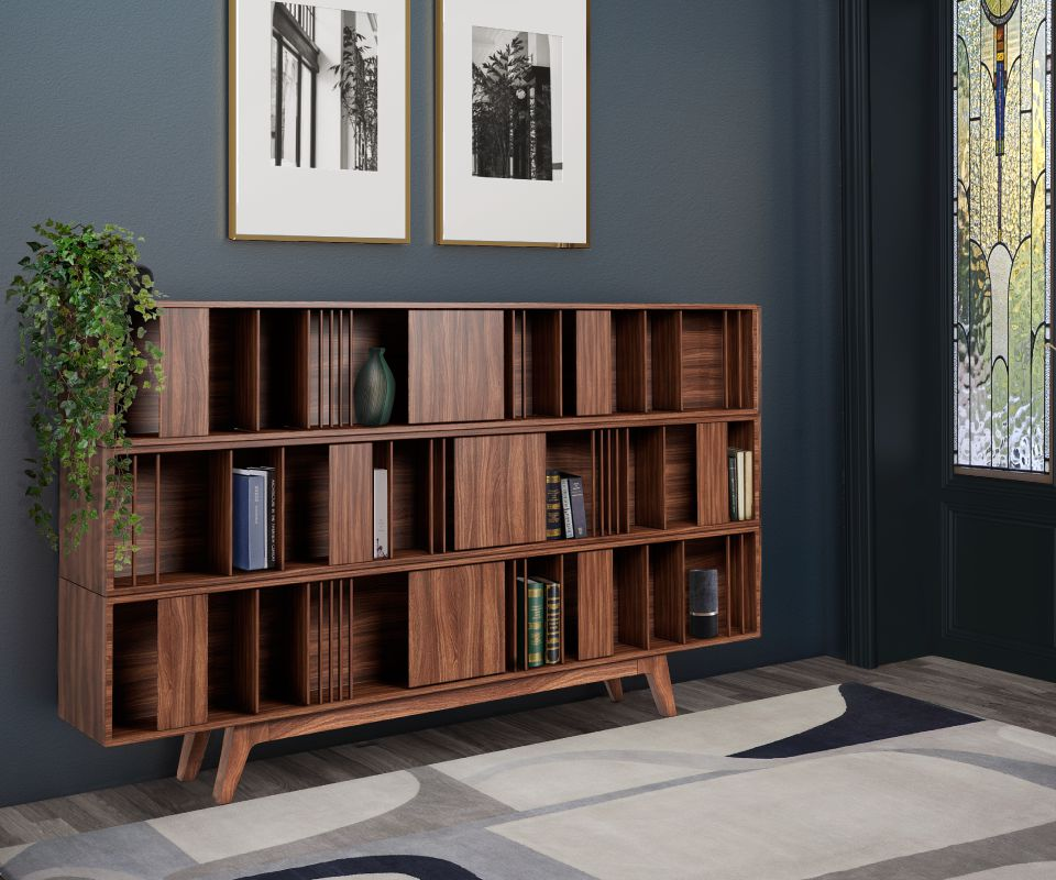 Woodworth Bookcase in private project