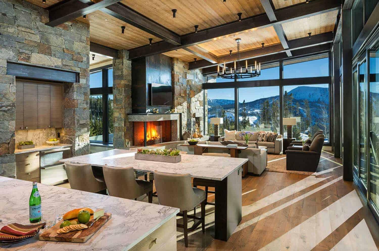 Modern Rustic House Design.Modern Rustic 5 Decor Ideas By Wood Tailors Club